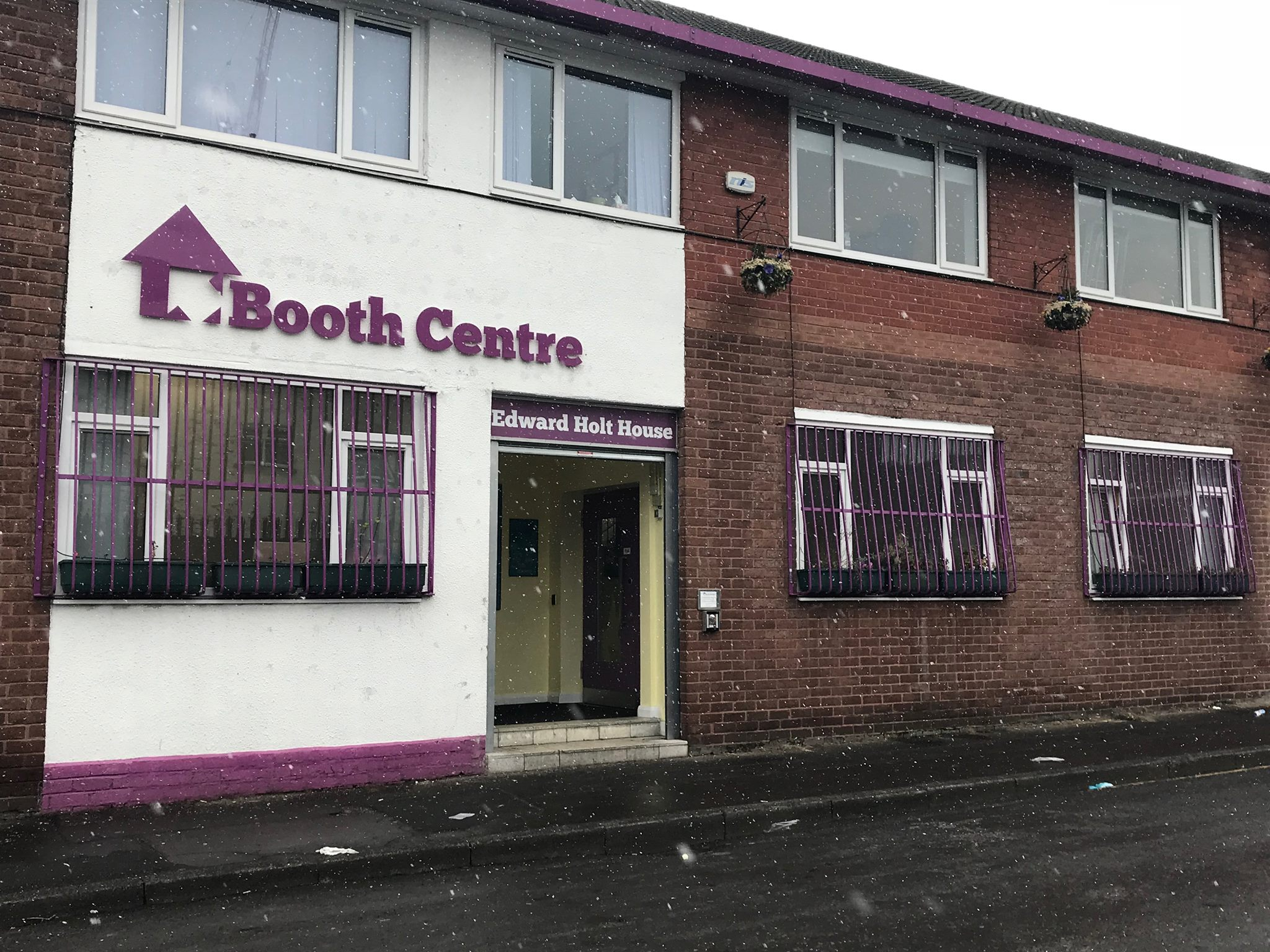Image of the Booth Centre