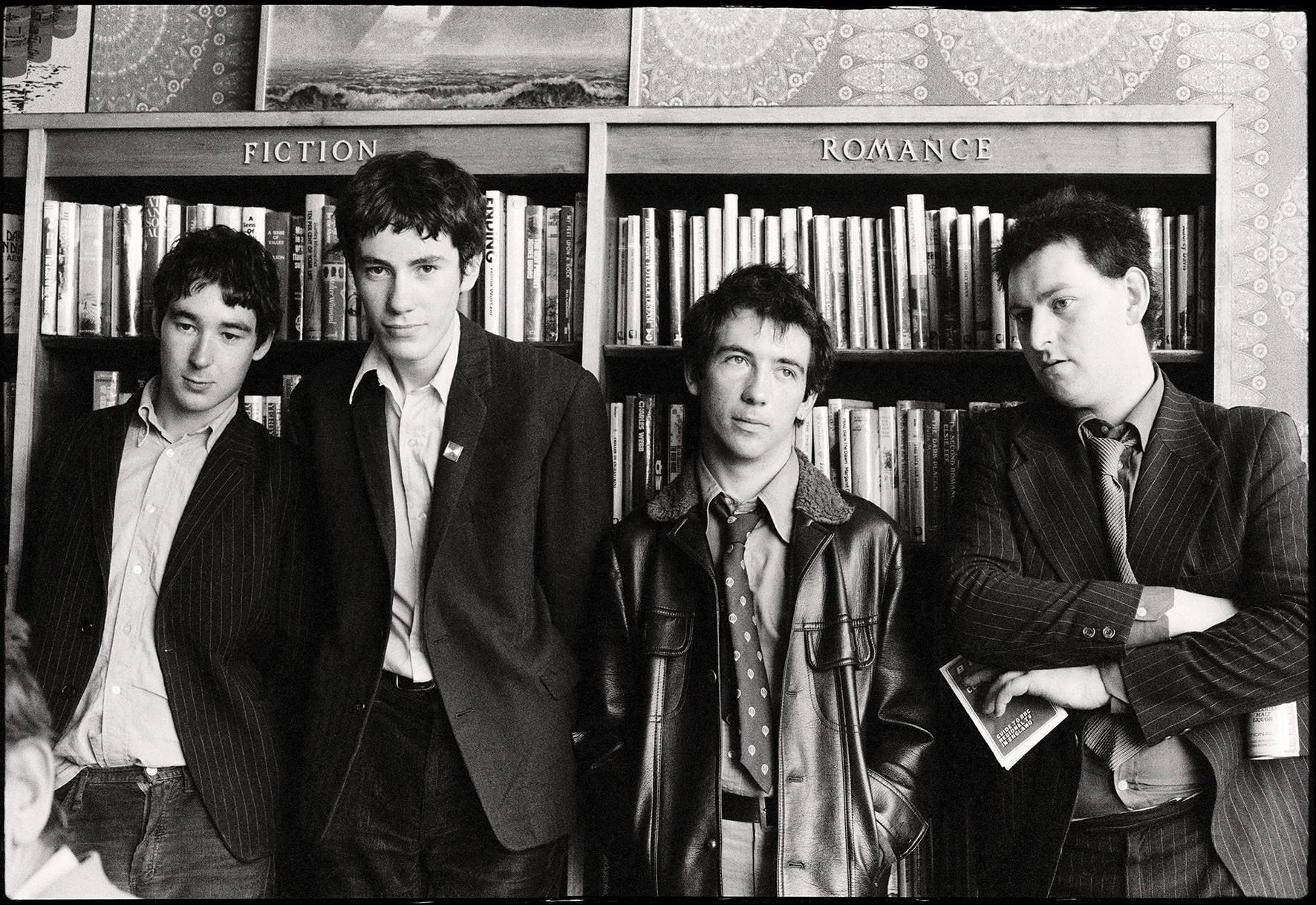 Buzzcocks, There Is A Light That Never Goes Out, Manchester Central Library, Photo Exhibition, Music