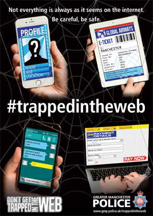 GMP Advice on internet fraud