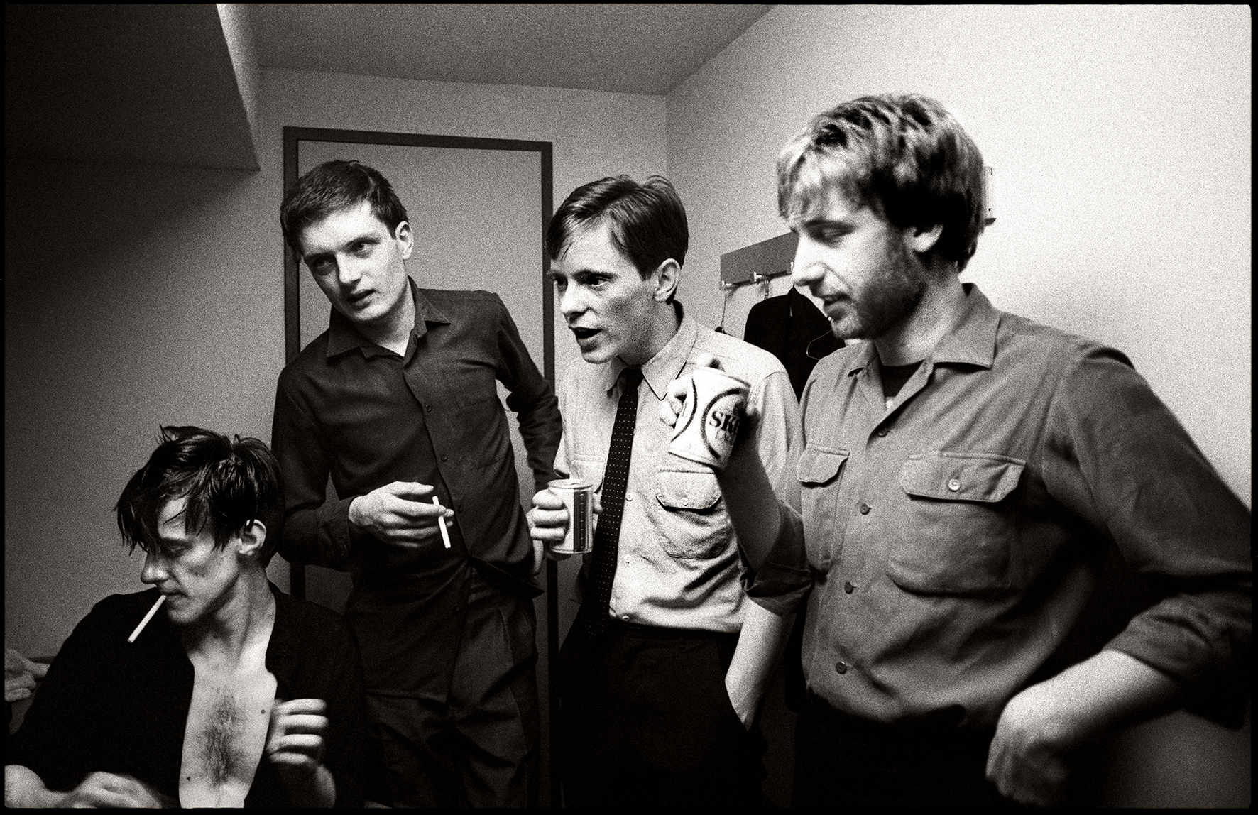Joy Division, Jill Furmanovsky, There Is A Light That Never Goes Out, Manchester Central Library, Photo Exhibition, Music