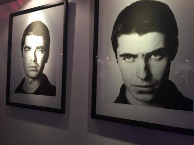 Oasis exhibition