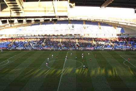 bolton v Sheffield