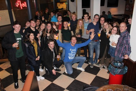 MMU and Utrecht students