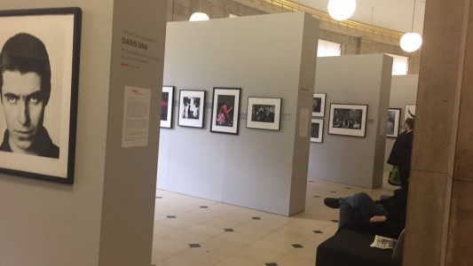 Oasis Exhibit at Central Library