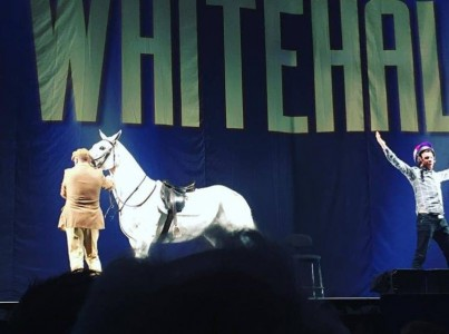 Jack Whitehall at Large at the Manchester Arena
