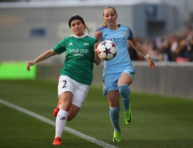 Manchester City Women v. Fortuna Hjorring