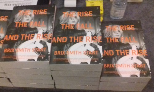 Brix Smith Start's book, The Rise, The Fall and The Rise