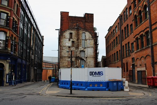 northern quarter, historic building, manchester, heritage