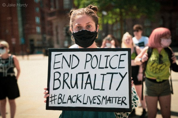 Black Lives Matter, George Floyd, Minneapolis, racism