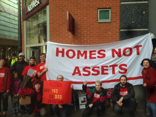 Homes not assets