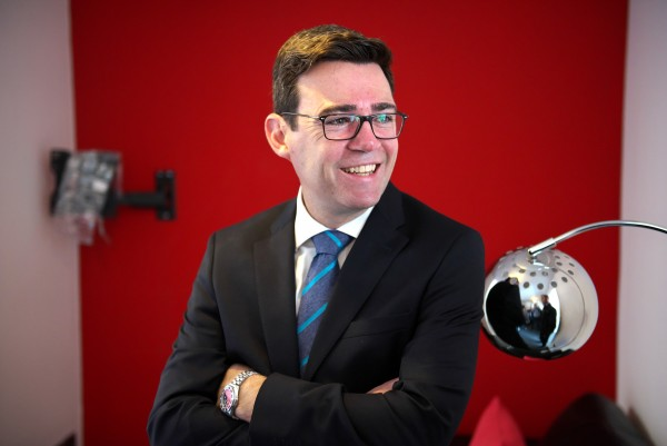 Andy Burnham, Mayor of Greater Manchester