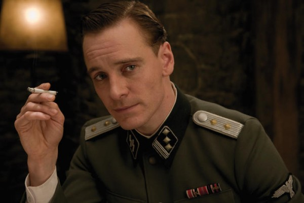Scene from Inglourious Basterds