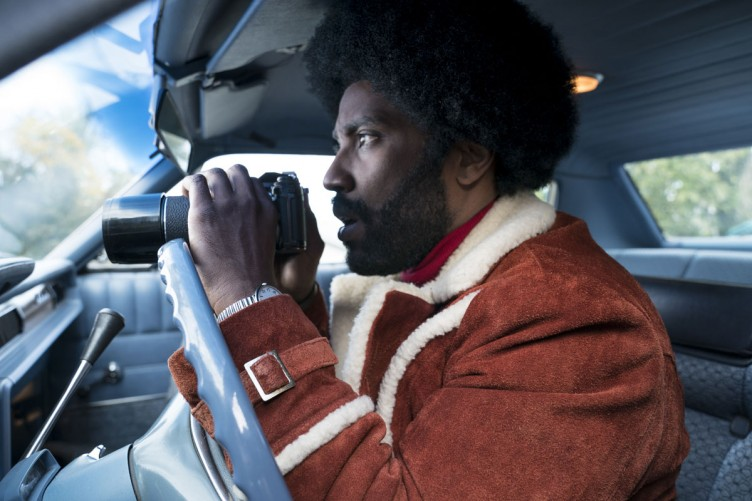 BlacKkKlansman press photo