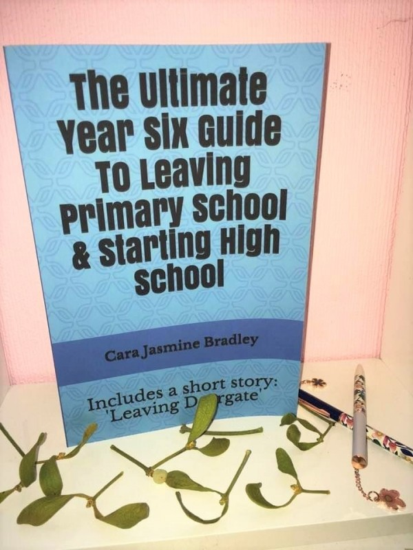 Guide to leaving primary school for high school written by Cara Bradley