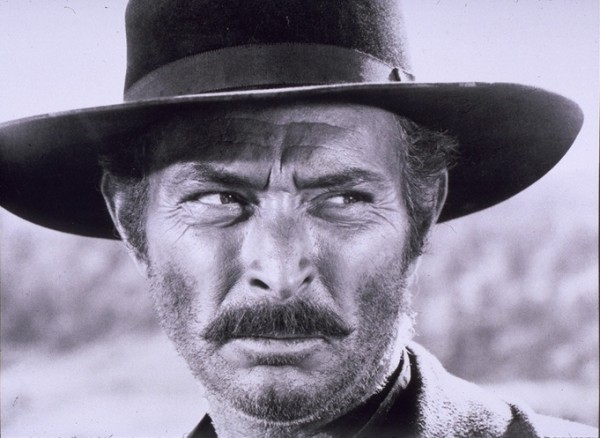 Scene from the Good, the Bad and the Ugly