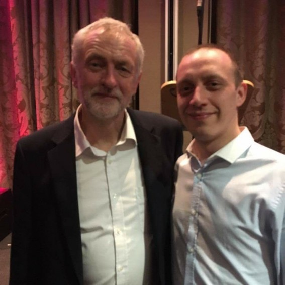 Sam Gosling, Labour, Labour Candidate, elections, Local elections, Stalybridge, Stalybridge North, Tameside, Jeremy Corbyn