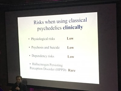 MCR talks at night - the science behind psychedelics