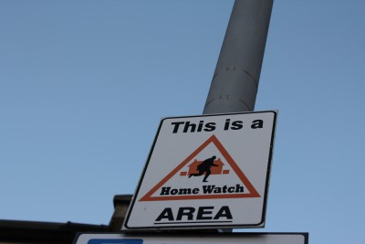 Crime watch area