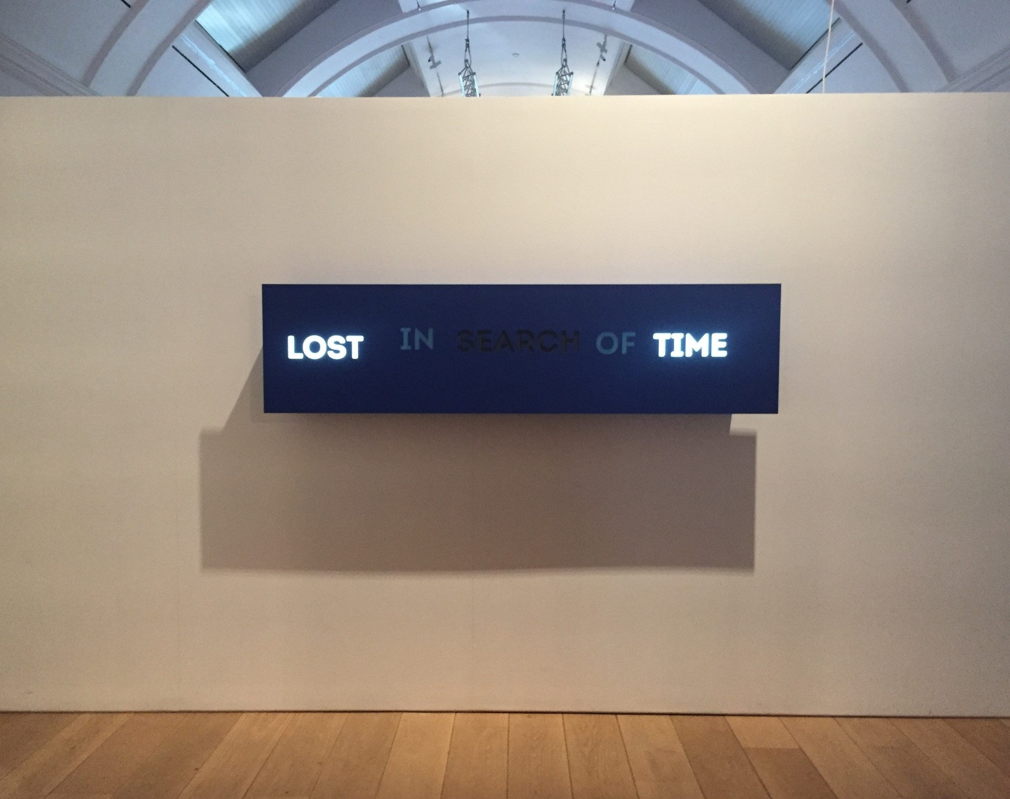 Lost in Search of Time