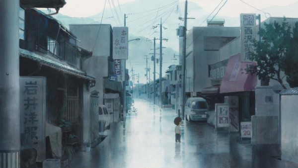 Still from Mirai (2018)