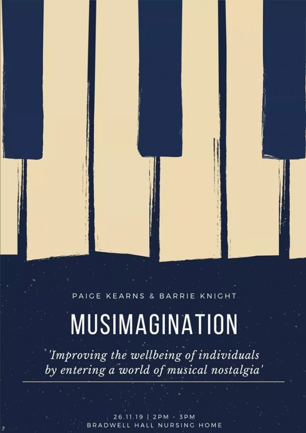 Musimagination, music, therapy, student