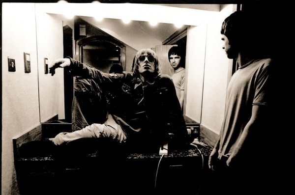 Oasis, There Is A Light That Never Goes Out, Manchester Central Library, Photo Exhibition, Music