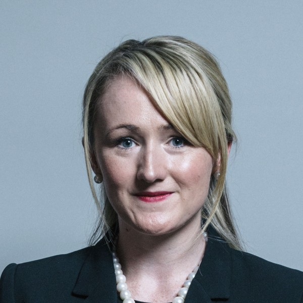 Official portrait of Rebecca Long-Bailey