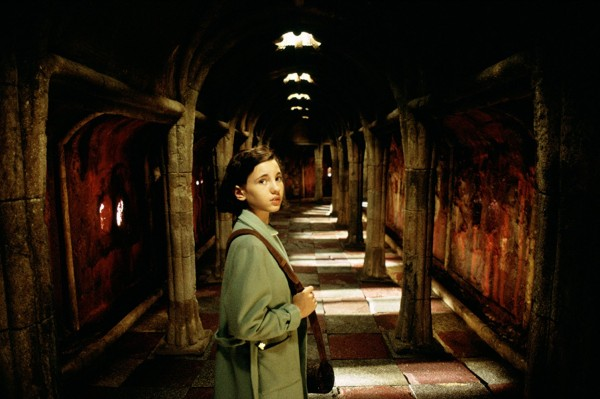 Scene from Pan's Labyrinth