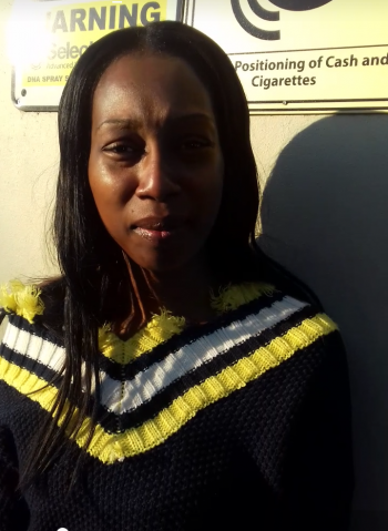 Sheema Williams leaves locally and is a concerned parent