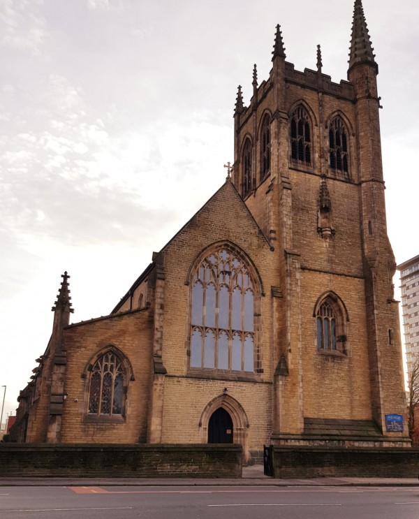 St Chad Church manchester