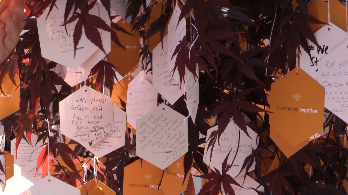 Trees of Hope Messages