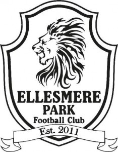 Ellesmere Park FC club badge