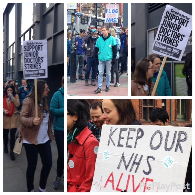 NHS, junior doctors,  strike, jeremy hunt