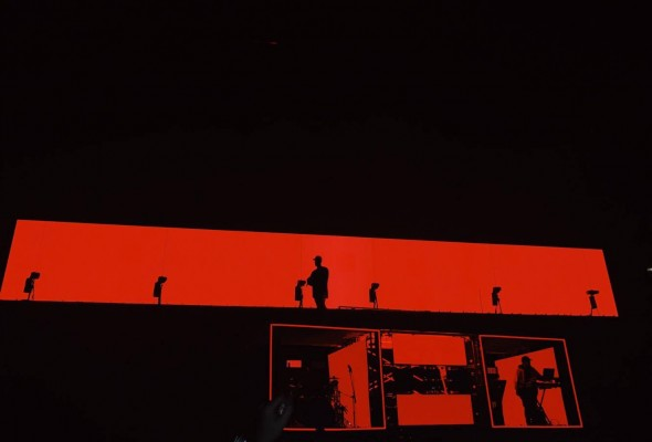 The Weeknd - live at Manchester Arena