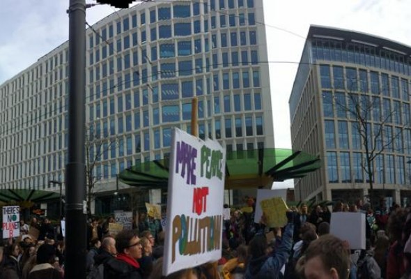 Student Climate Protest 2019