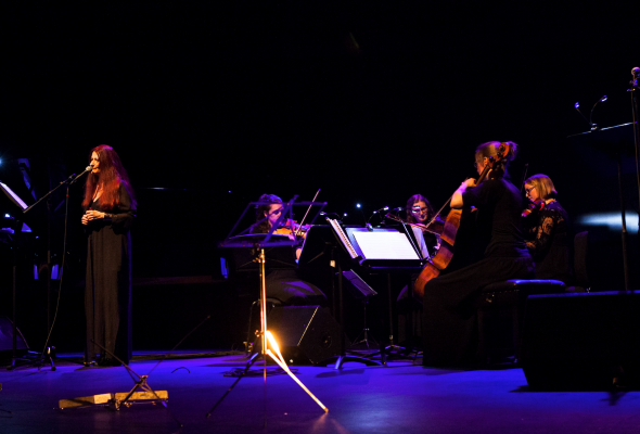 butterfly in blood, RNCM, Holocaust, opera