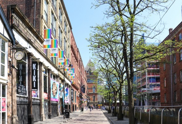 Canal St, Manchester