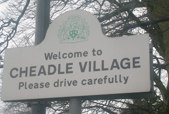 Cheadle Village, 2007 (Flickr.com)