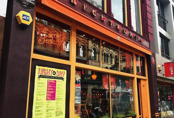 Night and Day Cafe, Oldham Street, Northern Quarter