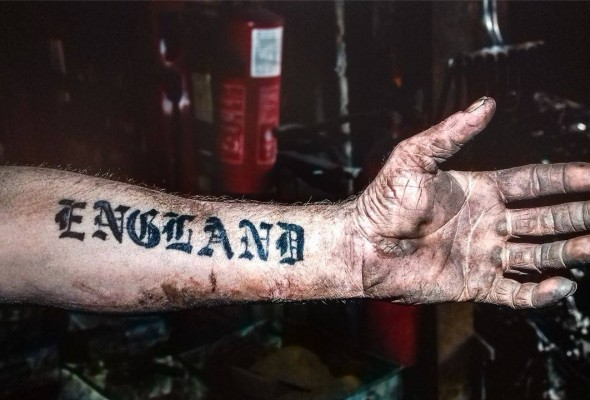 'England' at the Strange and Familiar exhibition