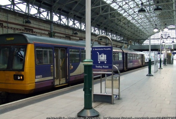 Northern Rail Picadilly Station