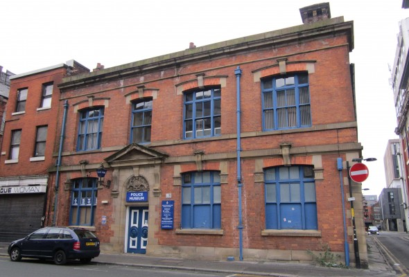 Greater manchester police museum, visit england