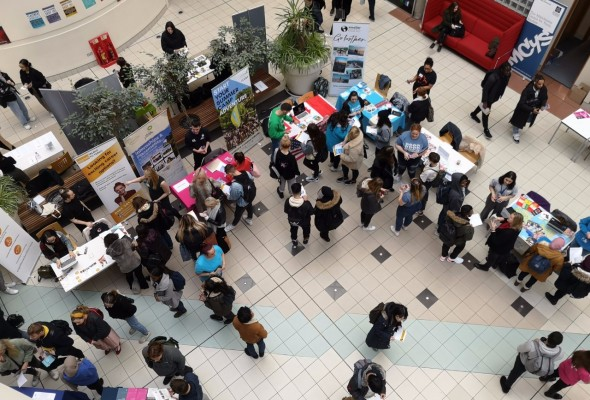 jobs fair, MMUCareers