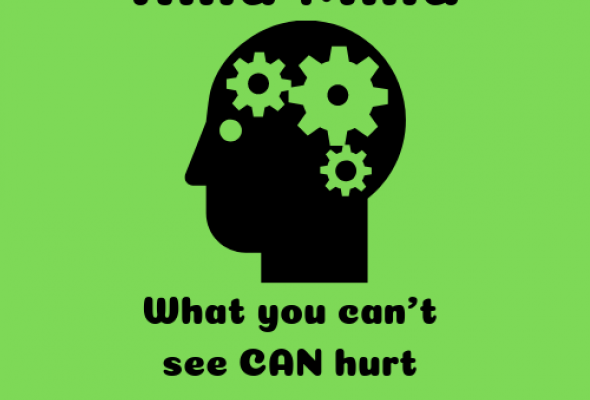 Logo for the campaign Kind Mind