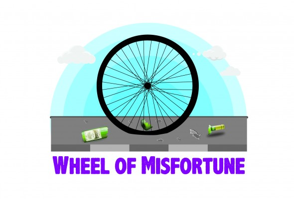 Wheel Of Misfortune logo