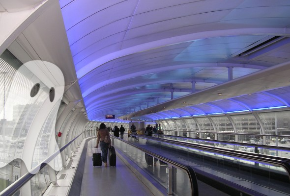 Is Manchester Airport haunted?