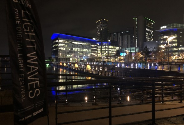 Darlek's in media city