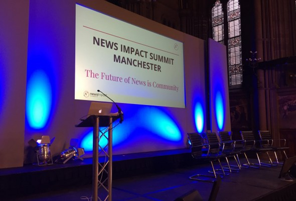 News Impact Summit, future, news, community