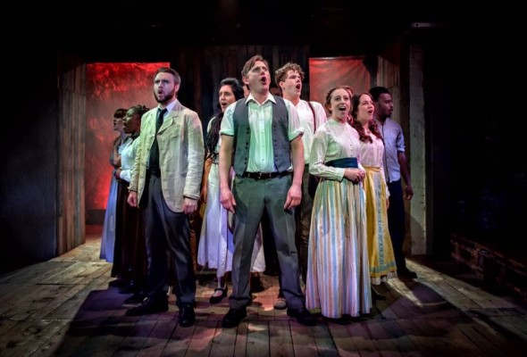 parade, hope mill theatre, manchester