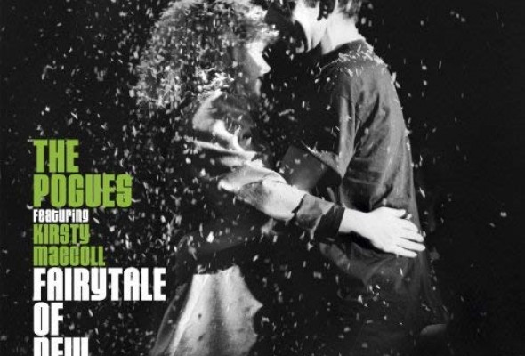 The Pogues - Fairytale Of New York (feat. Kirsty MacColl) single cover